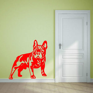 FRENCH BULLDOG Wall Sticker