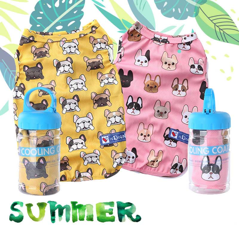 Coolify™: Summer Cooling Vest (CS17) - Frenchie Bulldog Shop