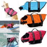 Swimwear for dogs (swimming) boating life vest dog