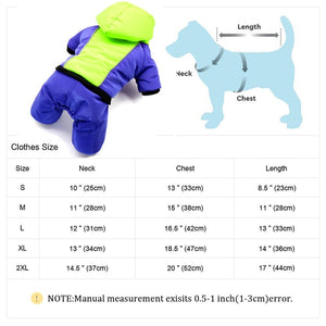 Luna - Jacket for French Bulldog (WS308) - Frenchie Bulldog Shop