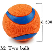 Ball for dogs