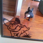 French Bulldog Wall Stickers - frenchie Shop