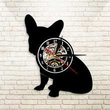 My Cute Frenchie - Wall Clock