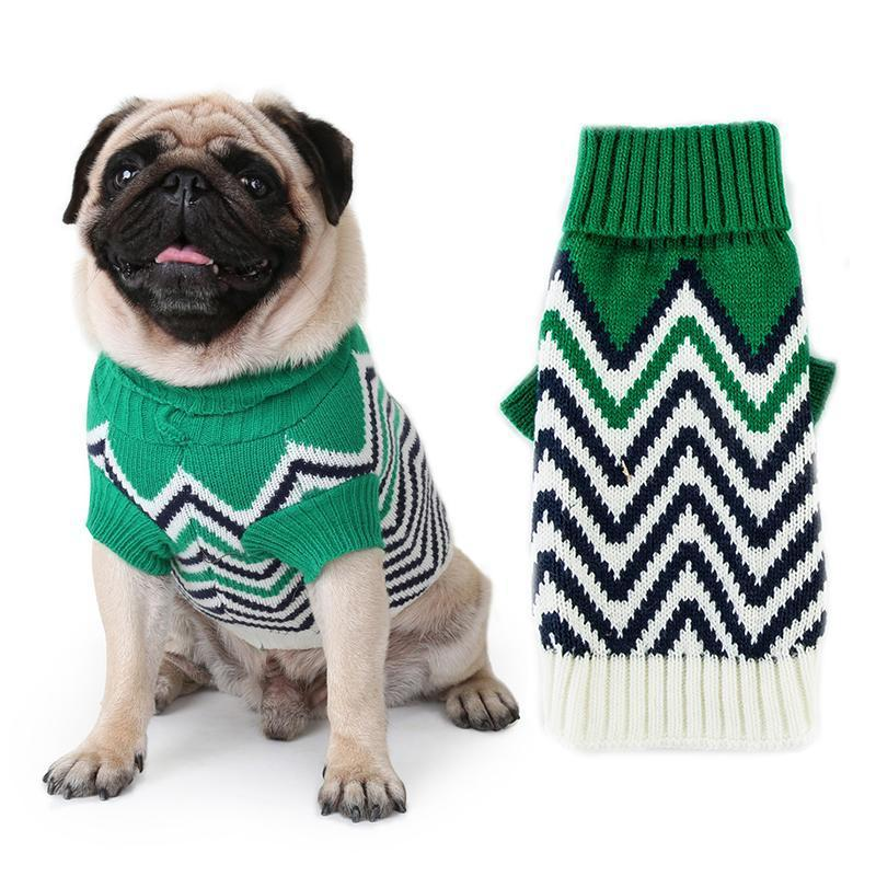 Warm Sweaters for Pugs and frenchies