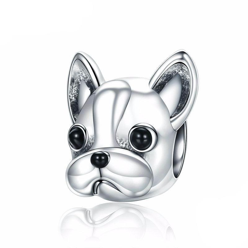 French Bulldog Jewelry (Sterling Silver) - Frenchie Bulldog Shop