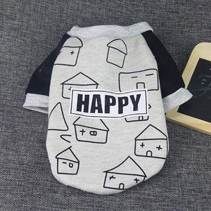 Happy Frenchie - Clothes for Spring and summer
