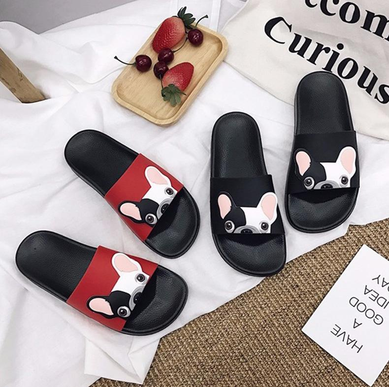 Slippers For French Bulldog Lovers