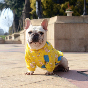 Simpson  Hoodie for Frenchie