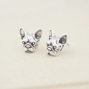 French Bulldog  Earrings 2018