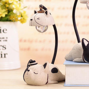 The Frenchie Lamp - frenchie Shop