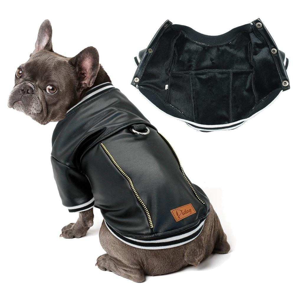 Leather Jacket (WS13) - frenchie Shop