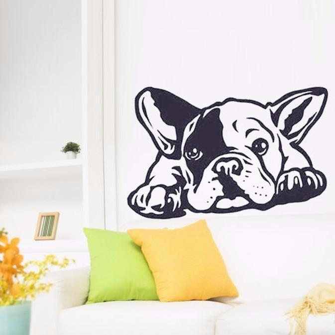 3D Sticker for wall - frenchie Shop