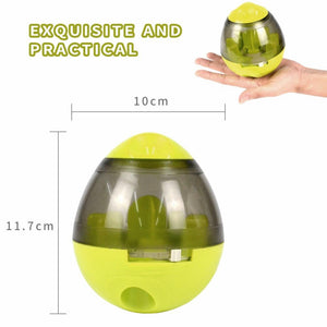IQ Treat ball interactive food egg - frenchie Shop
