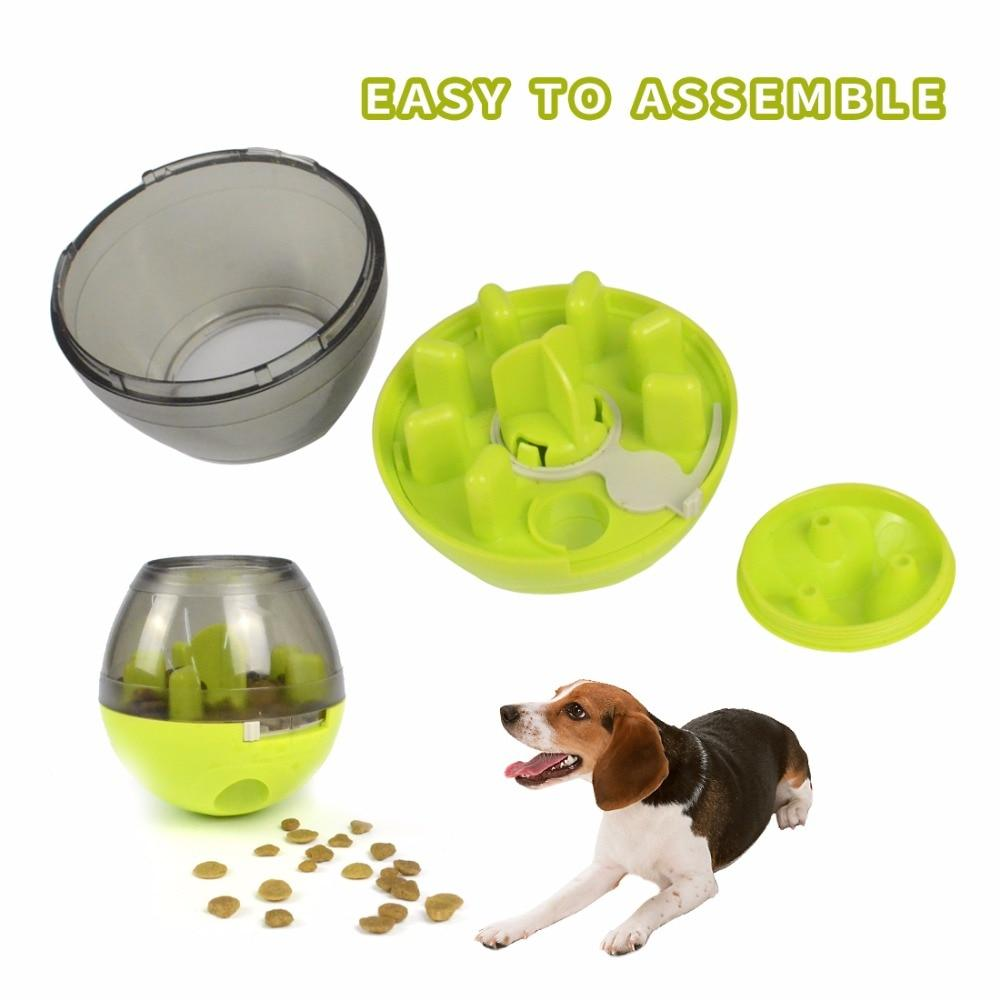 IQ Treat ball interactive food egg (WS68) - Frenchie Bulldog Shop