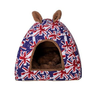 Luna Bed - house for frenchies
