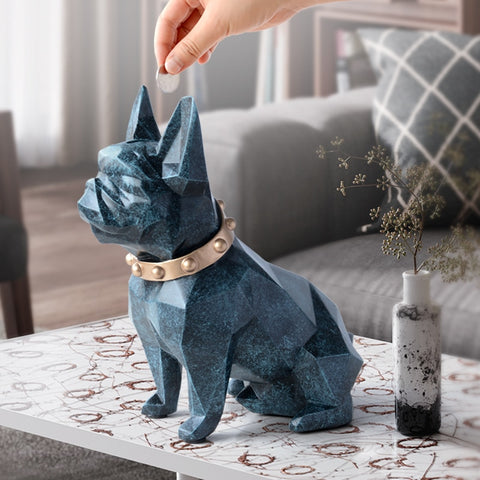 Frenchie Piggy bank - frenchie Shop