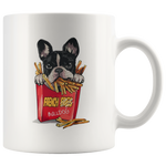 Frenchie Fries - Mug - Frenchie Bulldog Shop