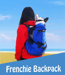Frenchie Backpack  Carrier [TM]