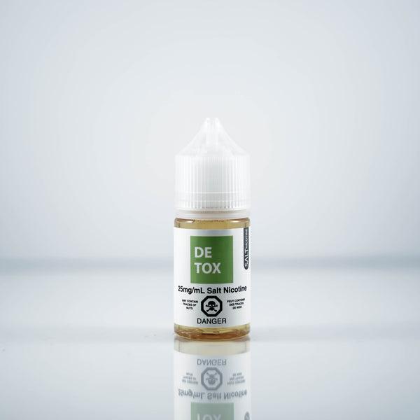 Detox Green Salt Nicotine