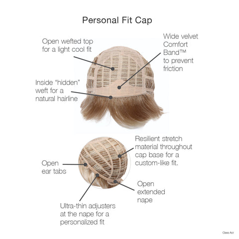 Gabor Personal Fit Cap - Class Act