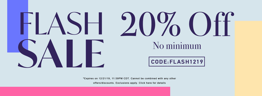 December Flash Sale 2019