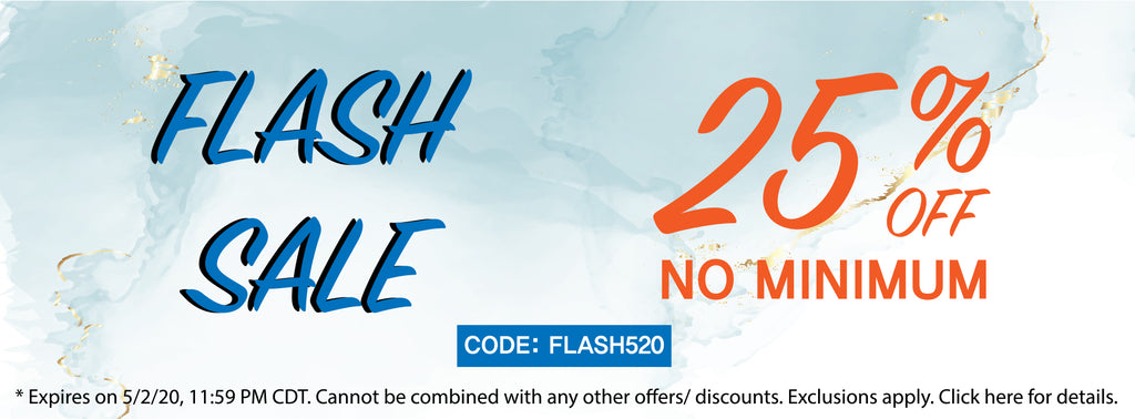 May First Flash Sale 2020