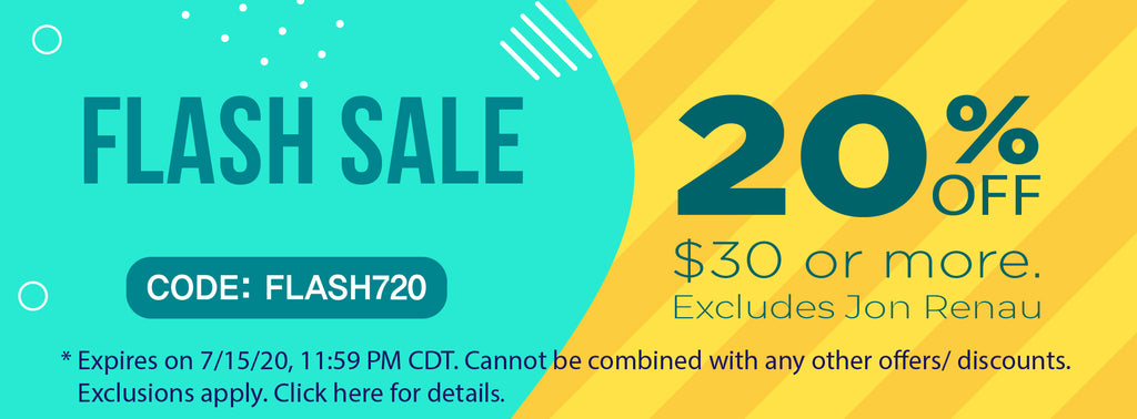 July 2020 First Flash Sale