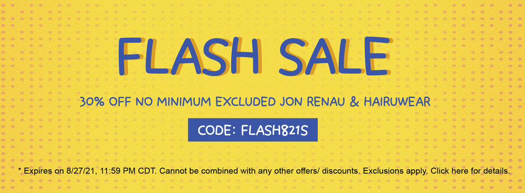 End of August Flash Sale 21