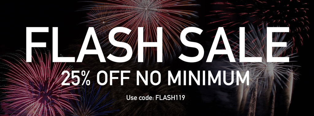 BeautyTrends Flash Sale 25% off No Minimum!