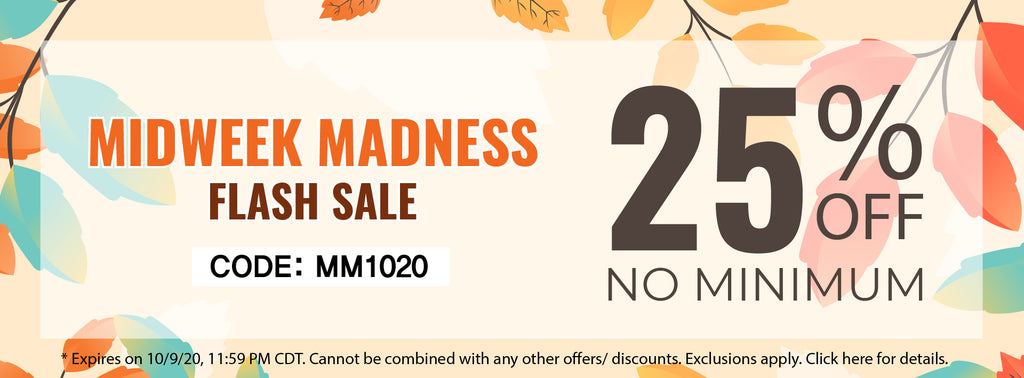 Midweek Madness October 20