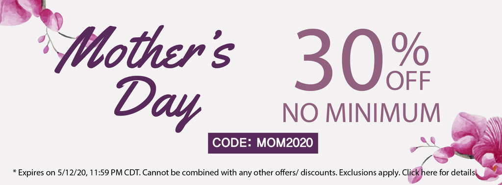 Mothers Day Sale 2020
