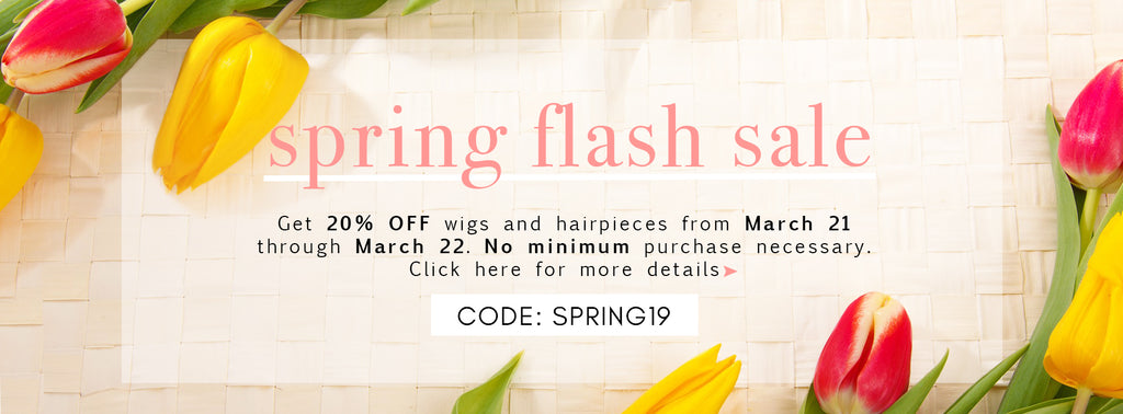 BeautyTrends Spring 2019 Flash Sale