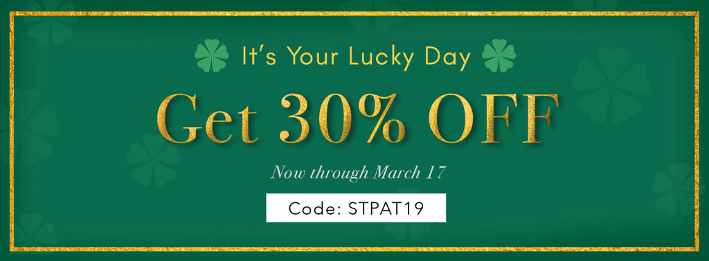 BeautyTrends Saint Patrick's Day Sale 2019