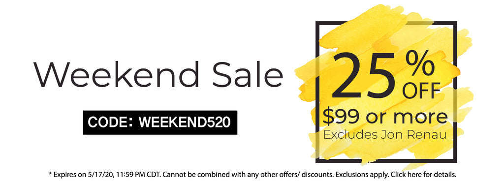 May weekend Sale 2020