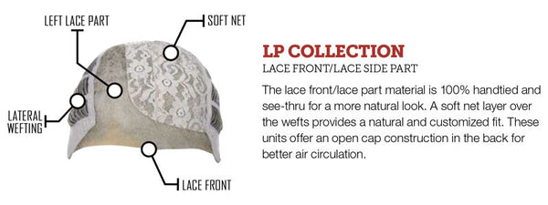 TressAllure LP Collection Cap