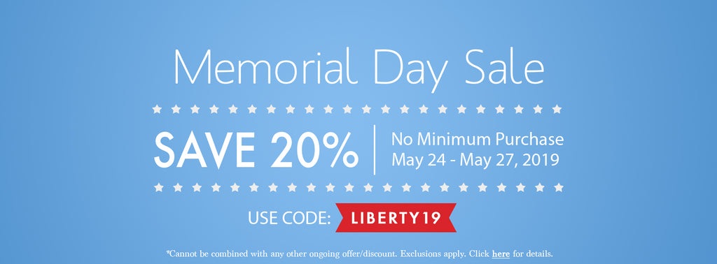 BeautyTrends Memorial Day Sale 2019
