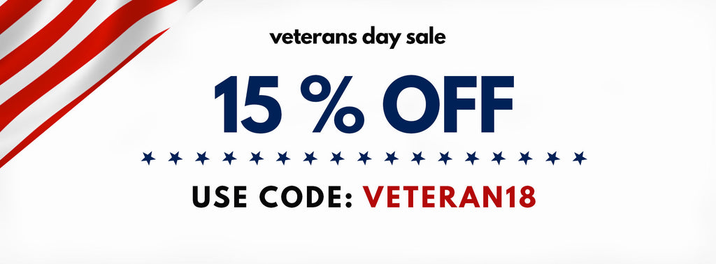 Veterans Sale