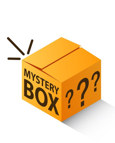 Mystery Box Brown Edition