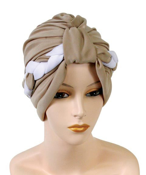 Braided Turban