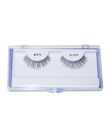 Thin Addition Eyelash - Black