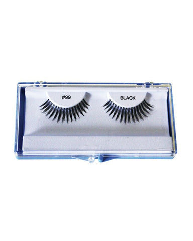 Spaced Luxe False Eyelash (#99)