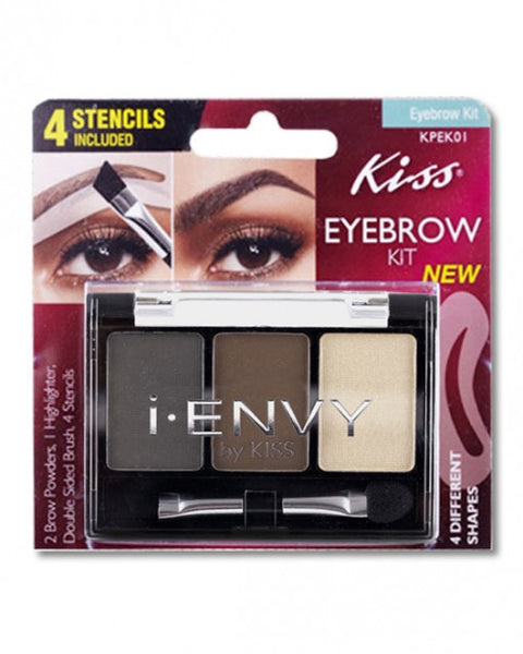 Eyebrow Kit with Stencils