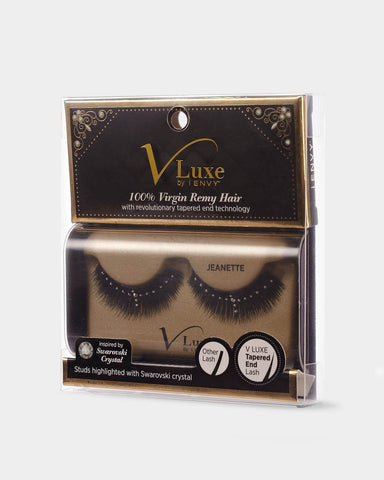 V-Luxe Lashes | Jeanette
