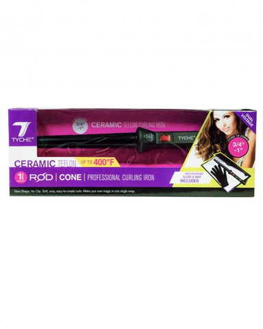 Rod Cone Professional Curling Iron