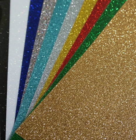 "Glitter HTV 12""x 10"" BOGO (2 for 1 price)"