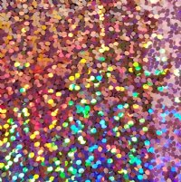 "Holographic Sequin PERMANENT (like 651) 12"" x 12"""