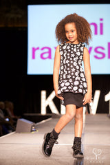 Lila-Rose mini raxevsky fashion show Gold Coast