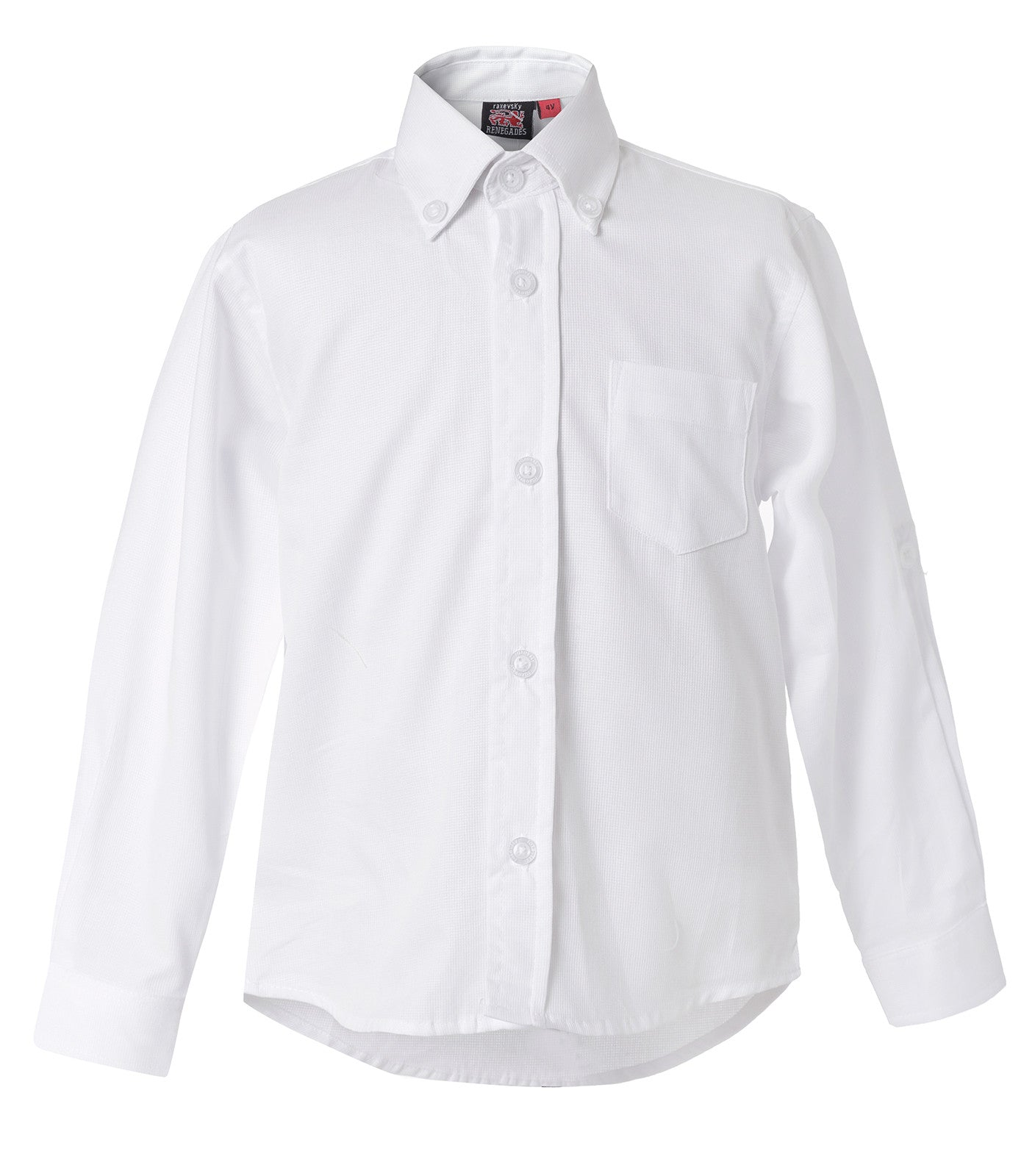 Formal Shirt in white for boys