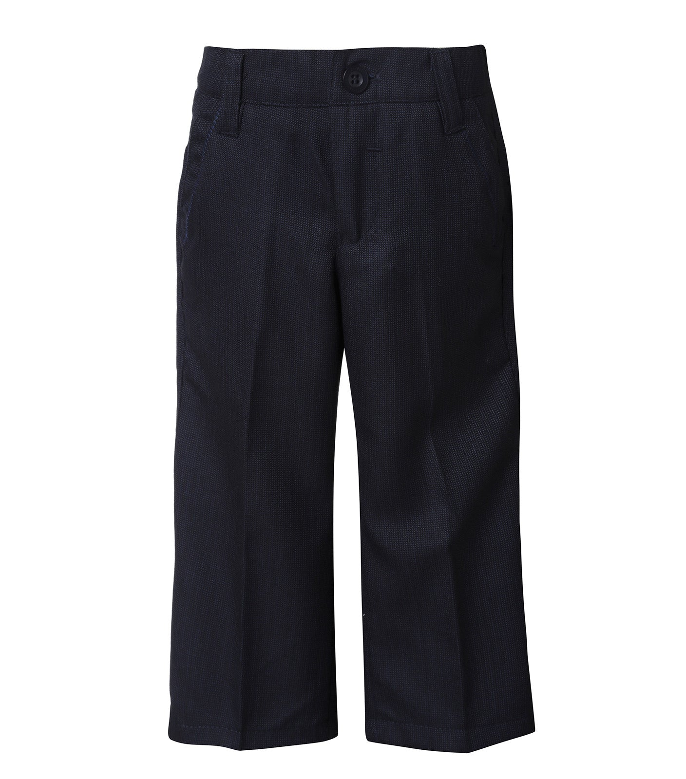 Baby Boy Navy Blue Elegent Pants