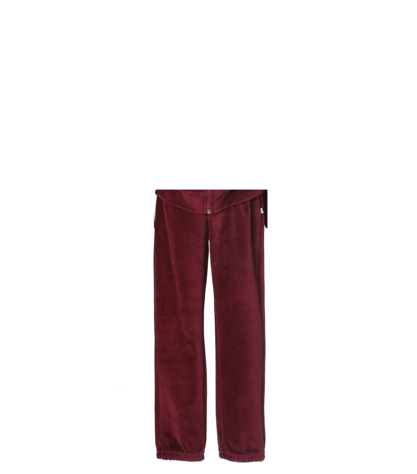 Maroon Track Pants for girls
